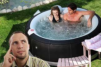 Is An Inflatable Hot Tub Worth It Find What S Best In 2020